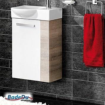 Fackelmann Available Cloakroom Bathroom Furniture Set