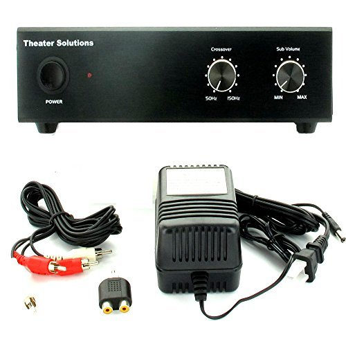 Theater Solutions SA200 Subwoofer Amplifier
