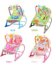 RuleaxAsi Baby Rocking Chair Multifunctional Electric Toddler Chair with Music and Vibration