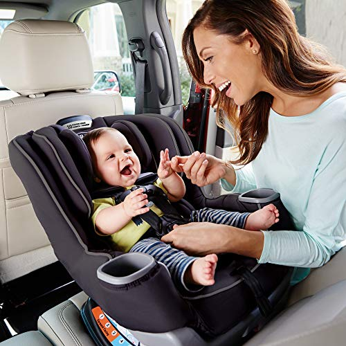 51XEqOm2SOL - Graco Extend2Fit 3 In 1 Car Seat | Ride Rear Facing Longer With Extend2Fit, Garner