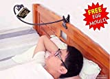 Lazy Flexible Mount Mobile Holder with Snake Style Stand with free stainless steel egg mould inside gift..