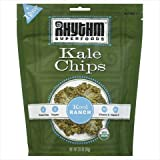 Rhythm Superfoods Chip Kale Kool Ranch Org