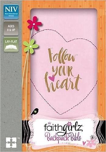 ;READ; NIV Faithgirlz Backpack Bible, Compact, Imitation Leather, Pink. April routes celebre minutos across