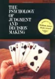 img - for The Psychology of Judgment and Decision Making (McGraw-Hill Series in Social Psychology) by Plous, Scott (1993) Paperback book / textbook / text book