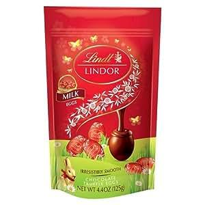 Lindt Lindor Easter Milk Truffle Eggs - 4.4oz