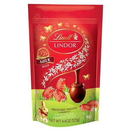 Lindt Lindor Easter Milk Truffle Eggs - 4.4oz