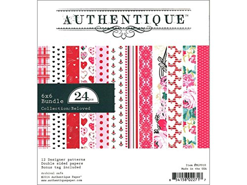 Artistic Wire Authentique Beloved Bundle Pad 6x6