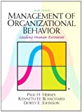 Management of Organizational Behavior 10th Edition