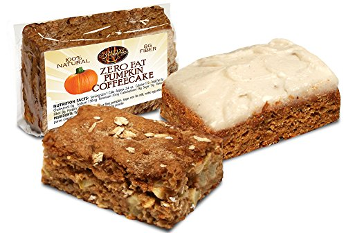 Simply Scrumptous Fat Free Carrot Cake and Fat Free Caramel Apple Coffee Cake For Sale