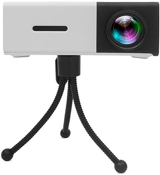 GX Mini Proyector Mini Portátil Llevado Del Proyector Del Teléfono ...