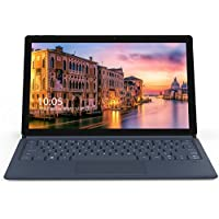 ALLDOCUBE KNote 2-in-1 Tablet PC with Keyboard Holster, 11.6 inch 1920x1080 Black Diamond Screen, intel Apollo Lake N3450 2.2GHz, 4GB RAM, 64GB EMMC, Windows 10, USB Type C, DC Charger (Add in Promo)