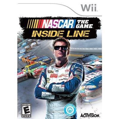 Activision Blizzard Nascar Inside Line Wii Nascar Inside ...