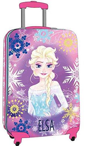 Maleta Trolley Juvenil Frozen Elsa