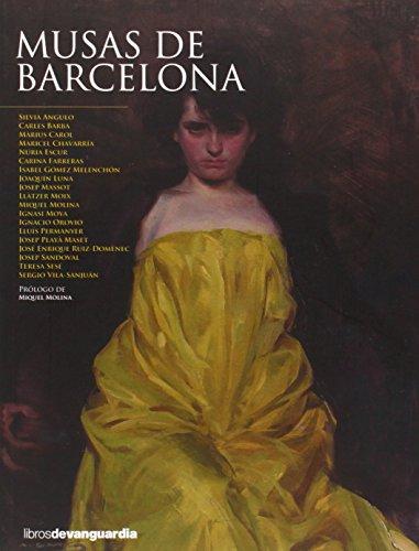 Descargar Libro Musas De Barcelona Silvia Angulo Valdearenas