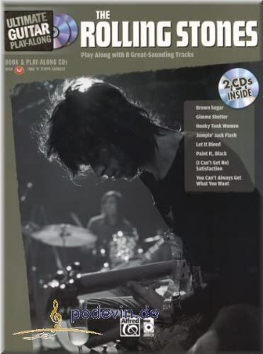 Rolling Stones – Ultimate de Guitar Play Along – Guitarra, notas ...