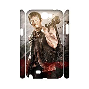 ASDFG The Walking Dead Phone case For Samsung Galaxy Note 2 N7100