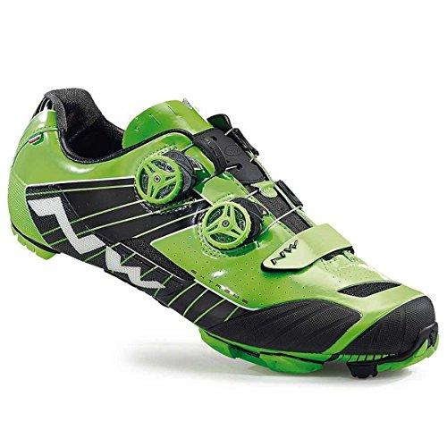 Northwave Extreme XC MTB Fahrrad Schuhe grün/schwarz 2016