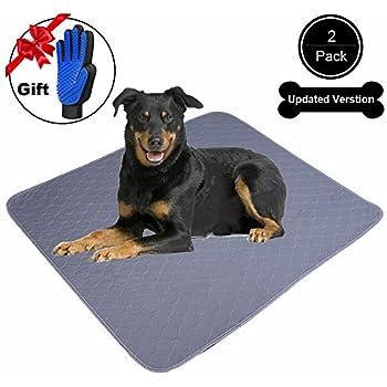 Amazon.com : JDPET Washable Dogs Pee Pads+Free Grooming