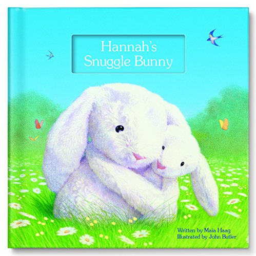 Personalized Easter Bunny (My Snuggle Bunny Personalized Book: I See Me! Book)