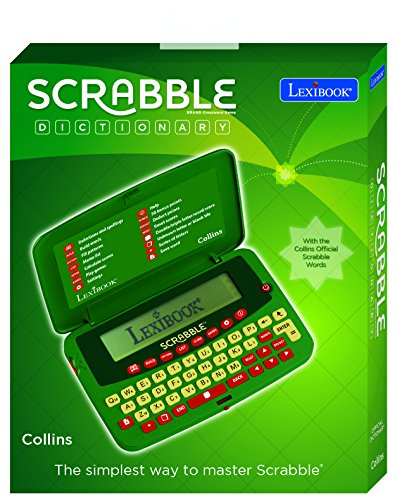 Lexibook Deluxe Electronic Scrabble Dictionary by LEXiBOOK