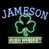 Jameson Irish Beer Bar Pub Store Party Room Wall Windows Decor Neon Signs 19x15