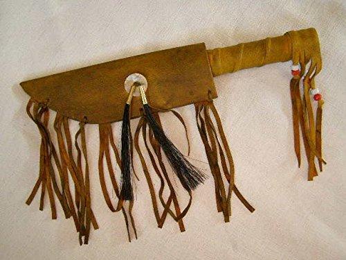 Mission Del Rey Decorative Navajo Bone Knife & Sheath 13