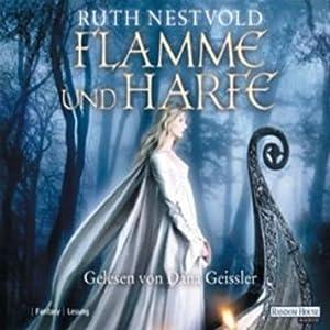 Flamme und Harfe Hörbuch