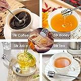 Foraineam 2 Pieces Honey and Syrup Dipper Sticks