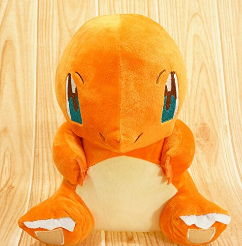 [1PCS 12cm Plush Toys Charmander Cute Stuffed Toy Doll For Kids Birthday/Christmas Gift so lovely plush] (Spawn Costume For Kids)
