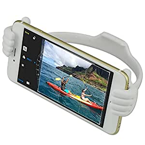 First2savvv OH1705 white portable cradle desktop stand dock docking station for OnePlus One ALCATEL POP C9 IDOL X+ IDOL A POP S3 POP S7 POP S9 IDOL 2 IDOL 2S IDOL2 MINI S