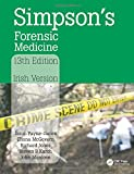 img - for Simpson's Forensic Medicine, 13th Edition: Irish Version book / textbook / text book