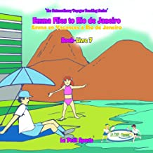 Book 7 - Emma Flies to Rio de Janeiro (My First Tennis Lessons - The Extraordinary Voyages Series)
