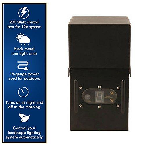200 Watt Landscape Lighting Power Pack : Images s