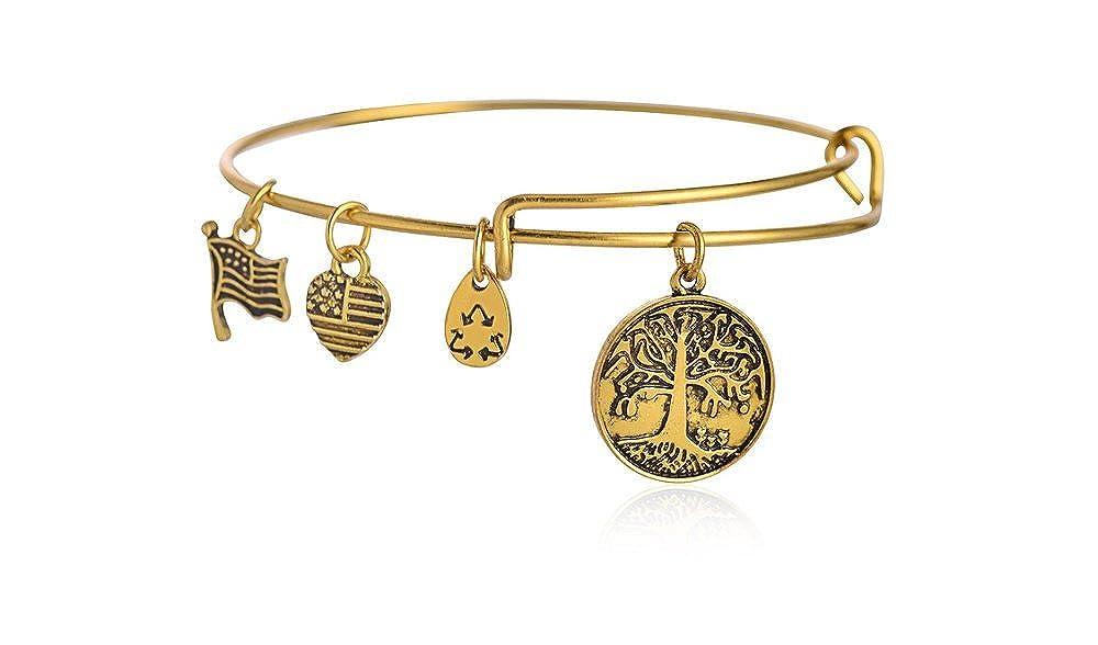 Life tenacious retro bracelet Magic Tree NAABS15049