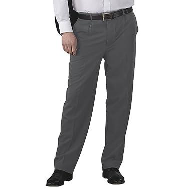 37726384360d Pantalon homme ceinture réglable avec réhausse et passant Poches italienne  Tissus streatch gris T34