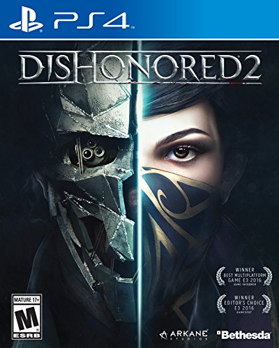 Dishonored 2 PlayStation 4 product image