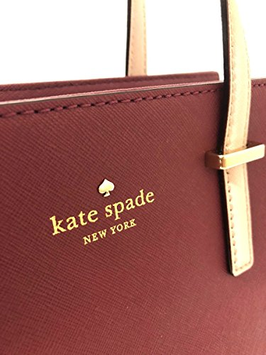 Kate Top Small Hayden New York Linen Spade Cedar Satchel Handle Crossbody Merlot Crisp Street xAq0xrgRw