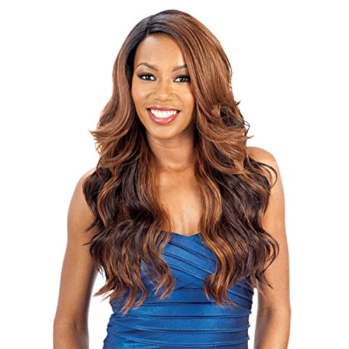 Model Model Synthetic Lace Front Deep Invisible L Part Wig - Alpine - The Mall Meadows