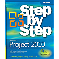 Microsoft Project 2010 Step by Step: MS Project 2010 SbS _p1