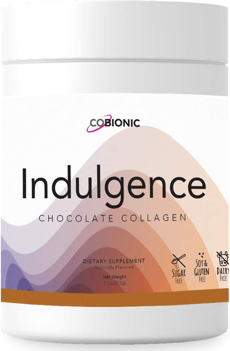 CoBionic Indulgence - A Collagen Chocolate Superfood Drink