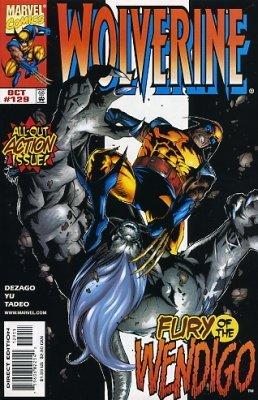 """Wolverine #129 """"Wendigo Appearance"""""""