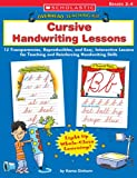 Cursive Handwriting Lessons, Kama Einhorn, 0439517575