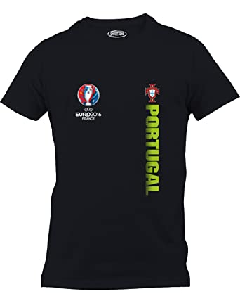 Soccer 2016 Smart Eurocup T At Portugal Euro Zone Shirt Football m80nOwvN