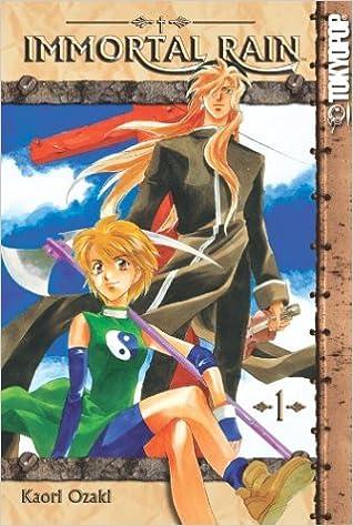 Amazon.com: Immortal Rain Vol. 1 (Immortal Rain) (9781591827221): Kaori  Ozaki: Books
