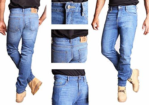Kevlar Lined Jeans - 1