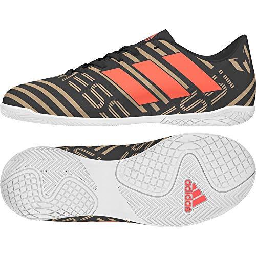 De Cblack tagome In solred Enfant Football 17 Messi solred tagome Nemeziz Tango Mixte 4 Noir Adidas Chaussures cblack qw0X4