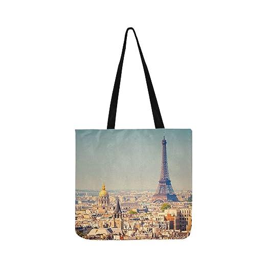 Opinión sobre la torre Eiffel París Francia Foto de archivo ...