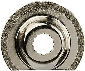 WORX WA2715 63 mm profesional Coates segmento de diamante hoja para sierra de sonicrafter/herramienta oscilante. Multi-Herramientas
