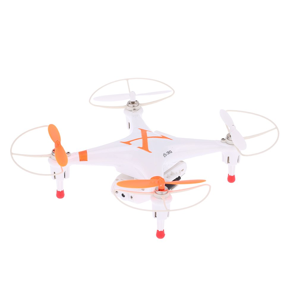 GoolRC Cheerson CX-30S 4CH 2.4GHz 5,8 G FPV Drone con camera in tempo reale RC Quadcopter con LCD Display & 6-Axis Gyro