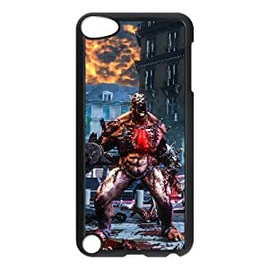 iPod Touch 5 Case Black Killing Floor 2 Custom DSAMKAVDH4688
